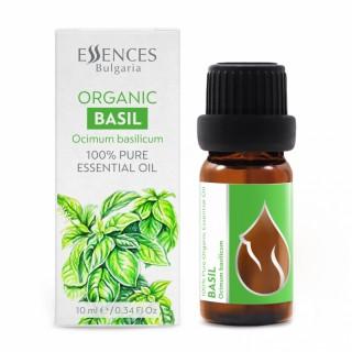 BIO Basilikum - 100% naturreines ätherisches Öl (10ml)