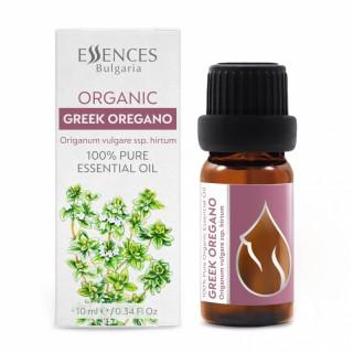 BIO Berg-Oregano - 100% naturreines ätherisches Öl (10ml)