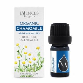 BIO Kamille - 100% naturreines ätherisches Öl (5ml)